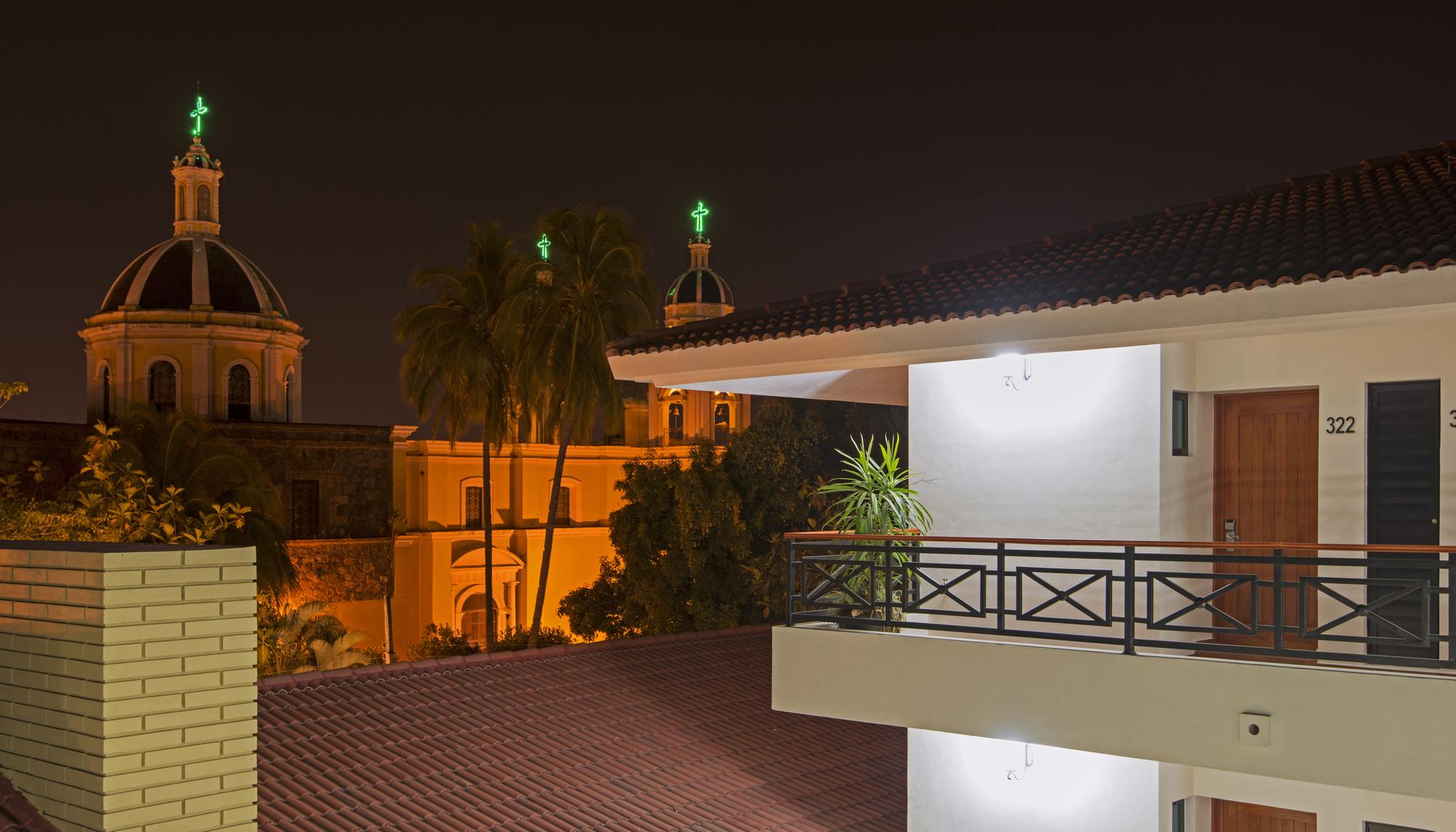 Detail hotel for Jardin de villa de alvarez